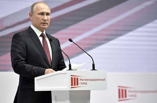 Путин — о секрете физической формы: Есть такое слово «спорт», не путать со «спиртом»