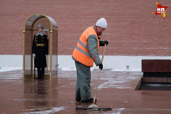 Почему в декабре в России идёт дождь