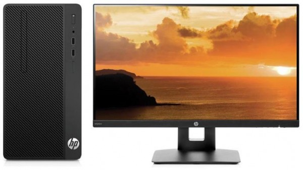 ПК + Монитор Hewlett Packard Bundles 290 G1 MT 3EC06ES